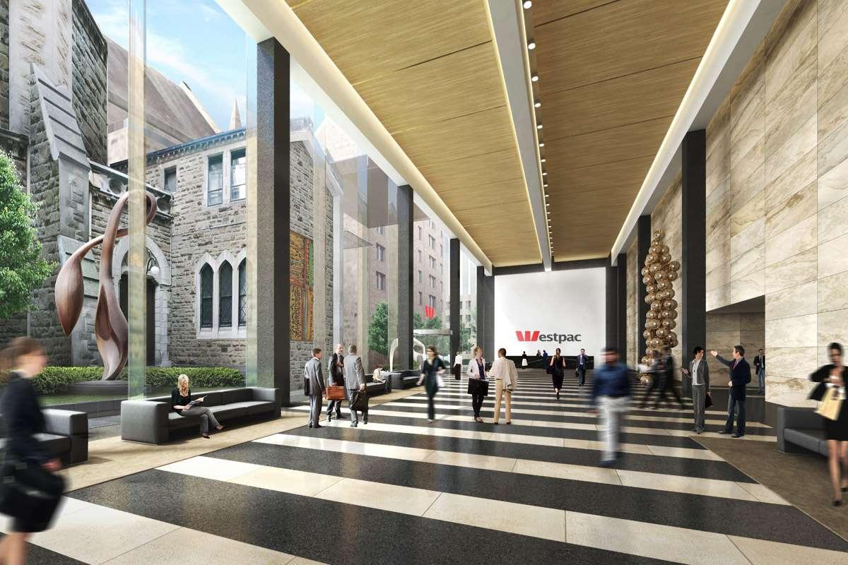 150 Collins St / Westpac Centre