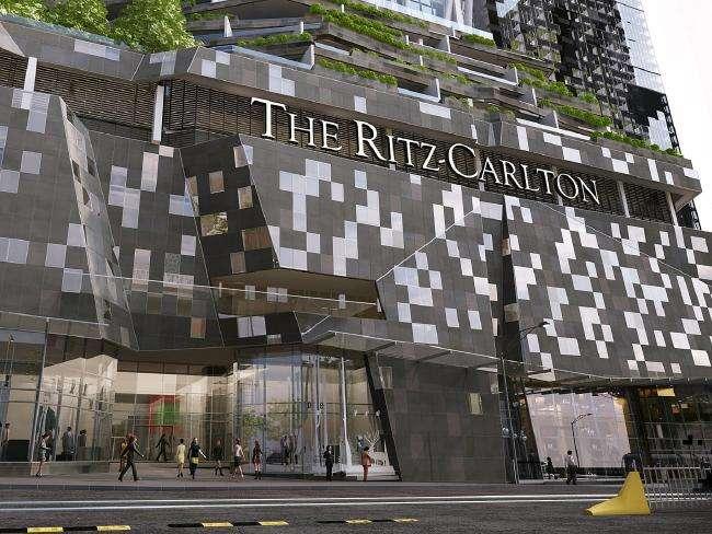 West Side Place / Ritz Carlton Hotel
